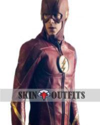 Barry Allen Season 4 Flash Jacket
