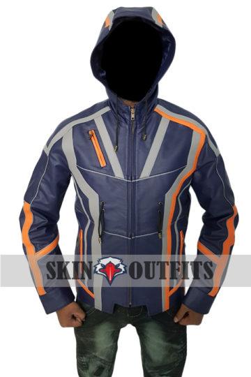 Robert Downey Jr Infinity War Jacket