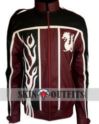 WWE Daniel Bryan Leather Jacket
