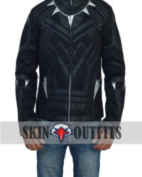 Black Panther New Stylish Costume Jacket