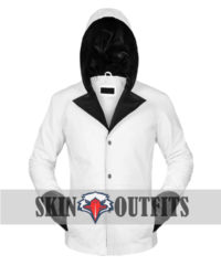 Devil May Cry 5 Dante Leather Mini Coat