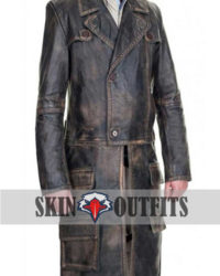Grant Bowler Defiance Distressed Jacket Coat