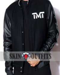 The Money Team Men's Leather Jacket