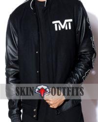 The Money Team Men's Leather Jacket