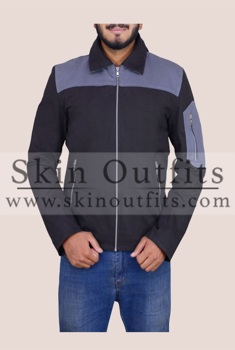 xxx 3 Spyder Rambler Jacket