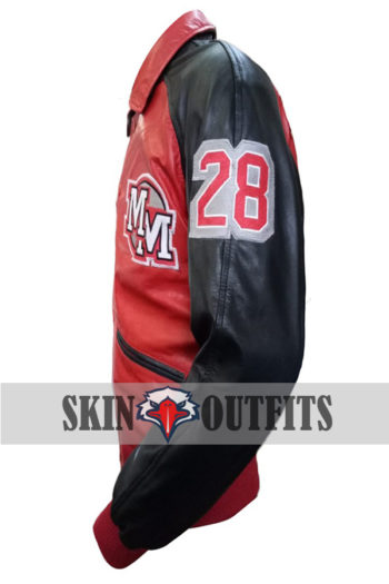 Mickey Mouse Michael Jackson Varsity Jacket..