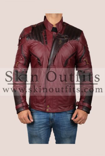 Star Lord Avengers Endgame Jacket