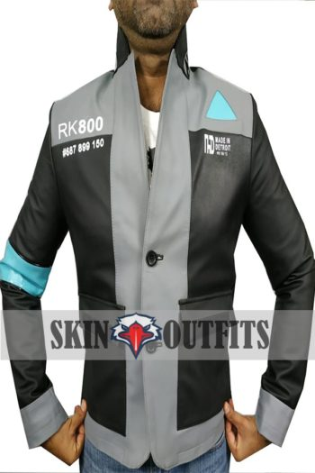 Connor's Jacket in Detroit: Become Human