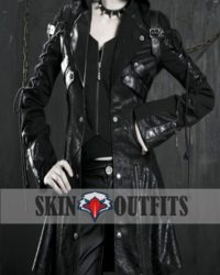 Matrix Steampunk Gothic Coat