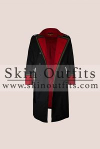 Imperial Guard's Commissars coat