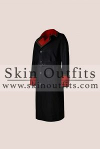 Warhammer Cosplay 40K Commissar Coat