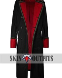 warhammer cosplay 40k imperial guard commissar coat