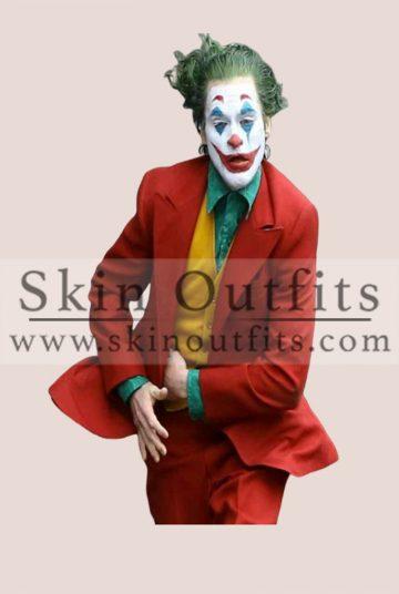 Red Joker Coat
