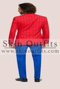 Red Spider Man Tuxedo