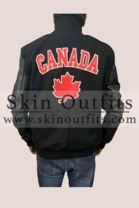 Justin Trudeau varsity Jacket